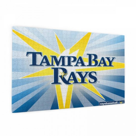 Best Jigsaw Puzzles Gift, Tampa Bay Rays Picture puzzle #165446
