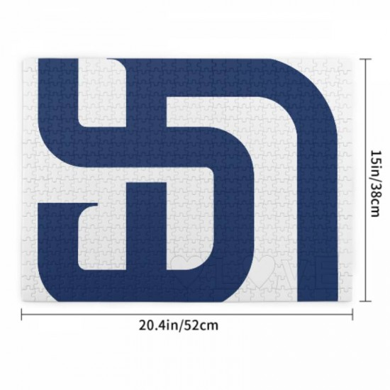 Collector Series, MLB San Diego Padres Picture puzzle #169453 for Adult and Kids Toys